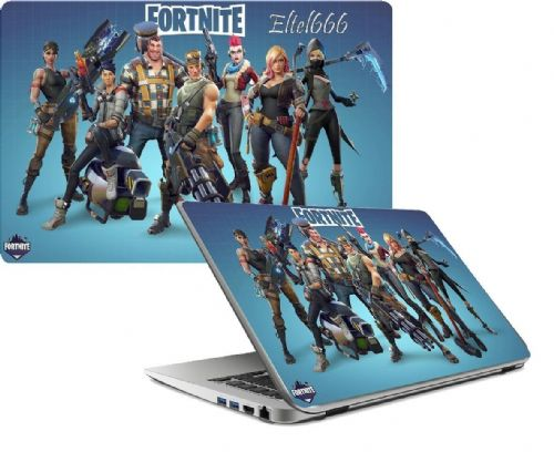 Laptop Skins Custom Limited Designs Personalised Name or Gamer Tag Easy Fit